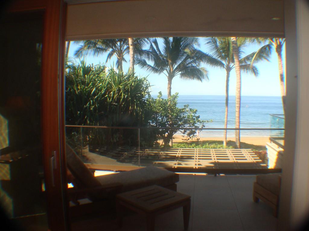 Maui Oceanfront Homes
