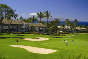 Wailea resort Maui