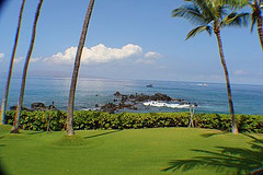 Lahaina Maui Oceanfront home for sale