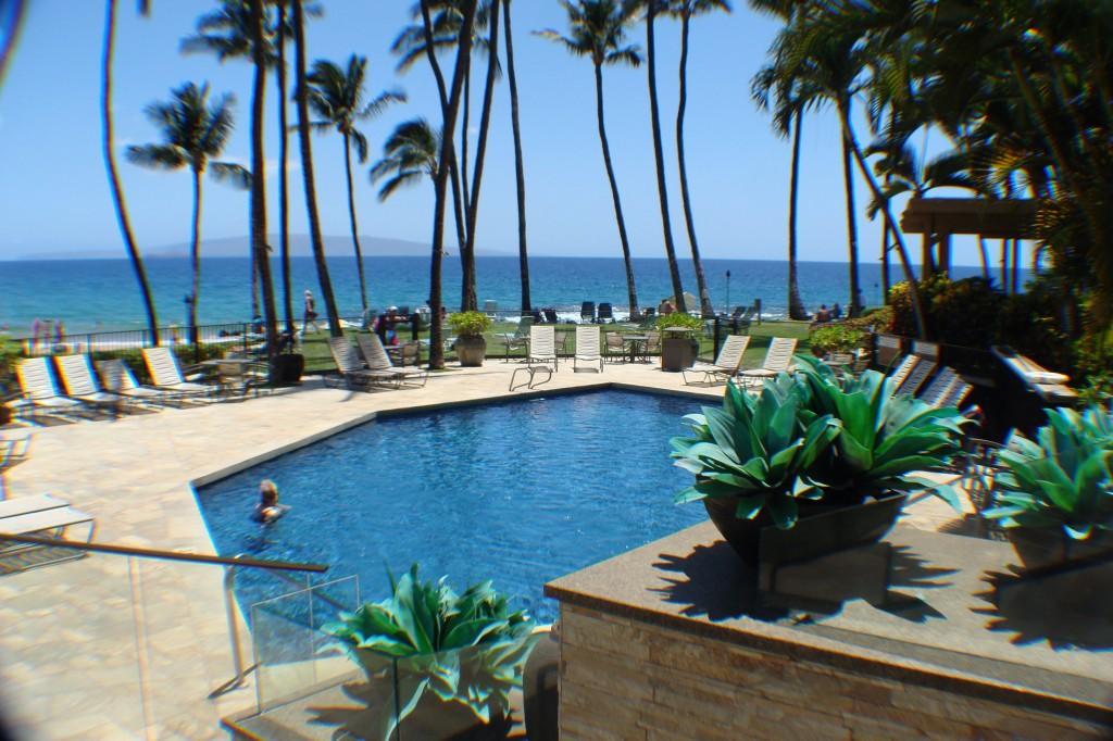 Kihei Maui Beachfront Condos