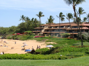 Oceanfront Condo in Makena Surf Condominium