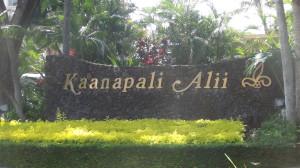 Kaanapali Alii