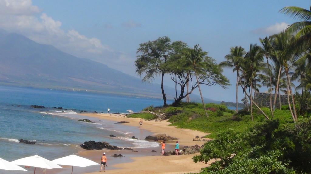 Wailea Oceanfront Condos