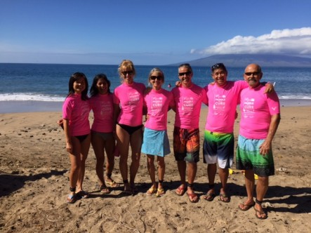 Paddle for a Cure Kaanapali Maui