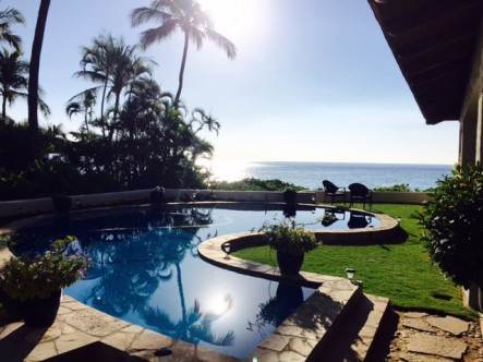 maui oceanfront homes