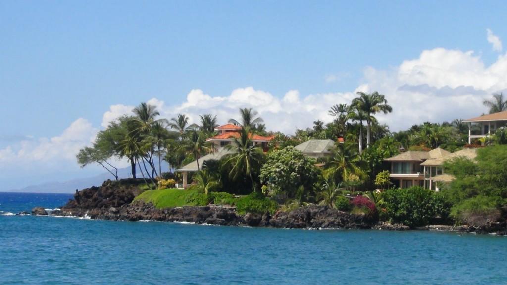 Wailea Oceanfront Homes