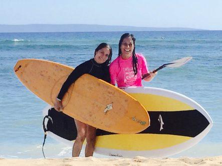 windsurfing Maui