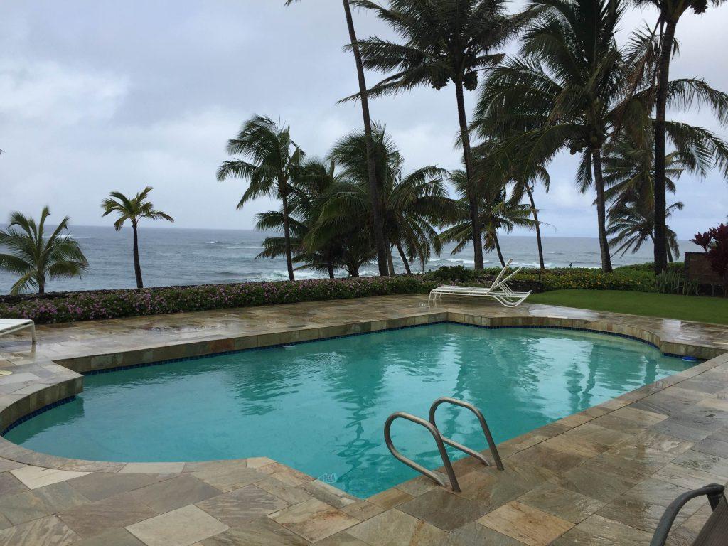 Paia Maui Oceanfront home