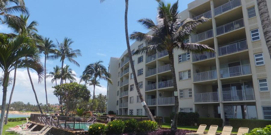 Royal Mauian Market Report Oceanfront Condos Kihei Maui