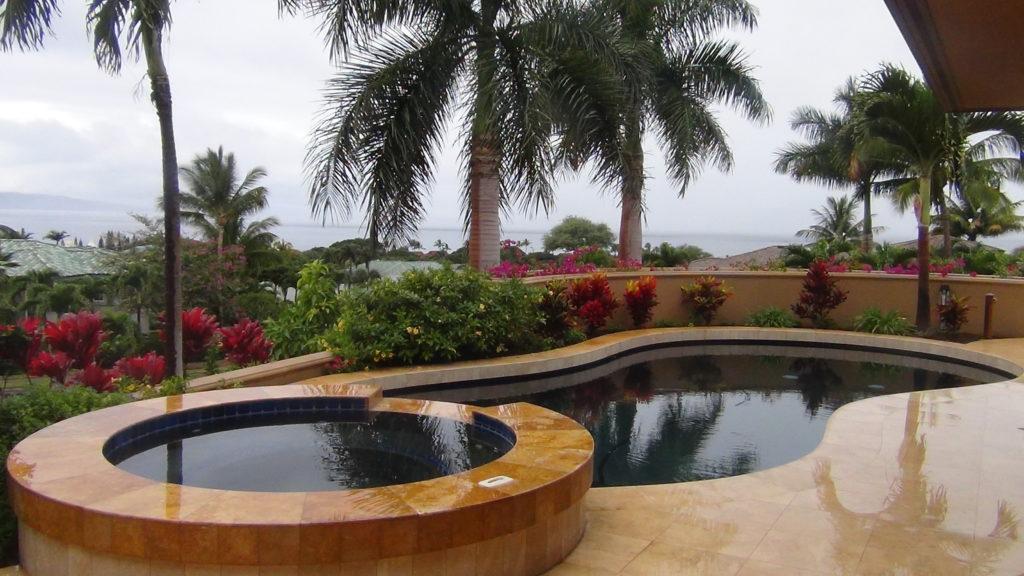 Homes in Wailea Maui