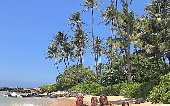 Christmas on Maui Island Living